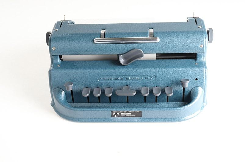 Brailleschrijfmachines - printmachines