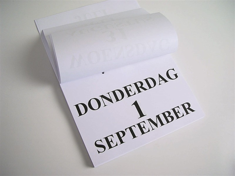 Agenda's - kalenders