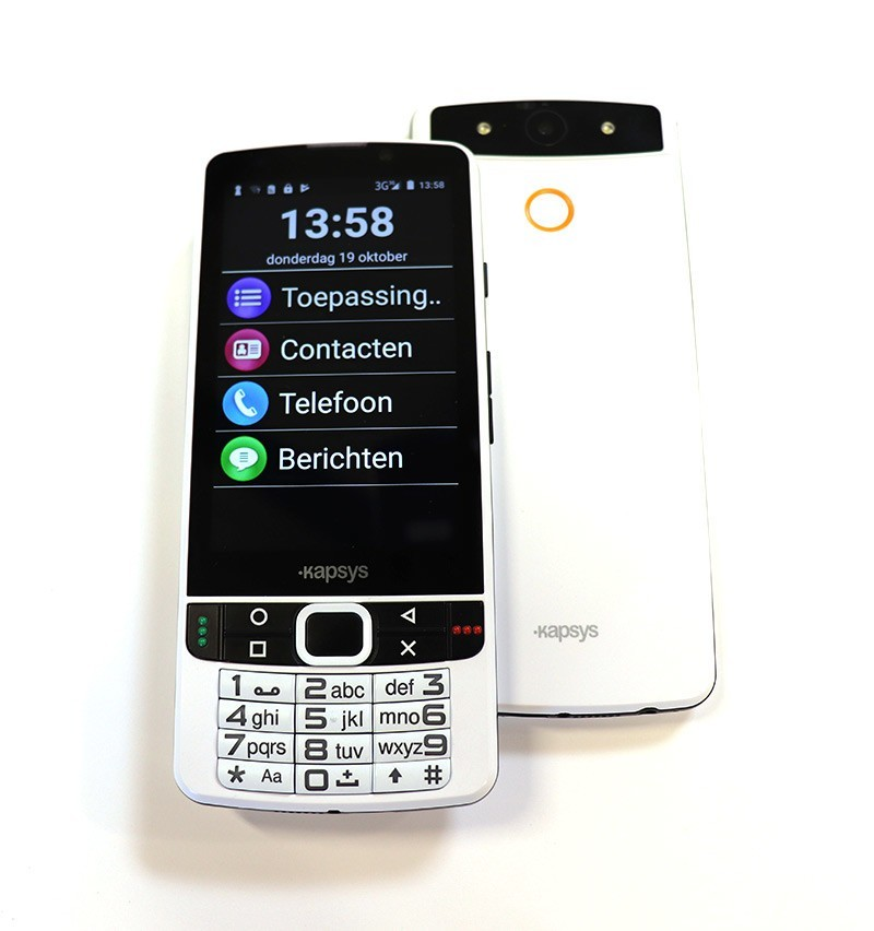 Mobiele telefoons - toebehoren
