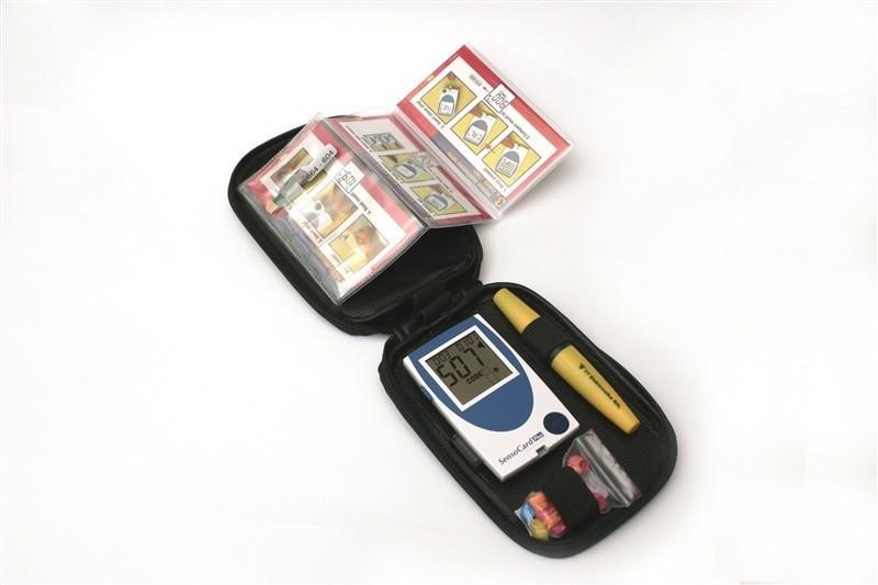 Bloedsuikermeters