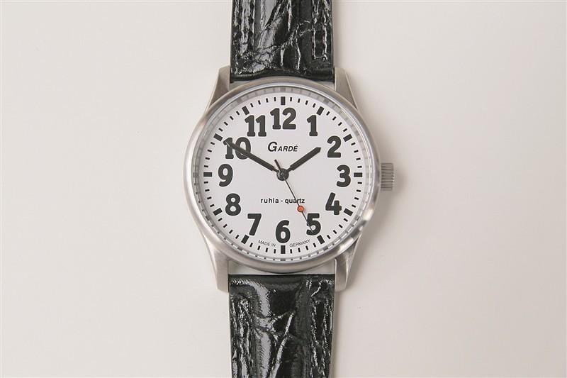 Dames horloge slechtzienden
