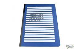 Handschriftgeleider voor A4