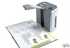 ClearReader+ portable automatisch voorleesapparaat met geintegreerde fotocamera