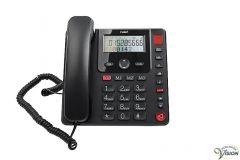 Fysic FX-3950 Nederlandssprekende alarm en comfort telefoon.