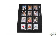Tiptel Ergophone 12 big button telefoonnummerkiezer voor 12 directe geheugens.