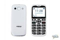 MiniVision2 in alle toepassingen Nederlandssprekende GSM voor blinden, slechtzienden en senioren.