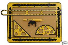TactiPad professioneel tekenbord voor voelbare tekeningen