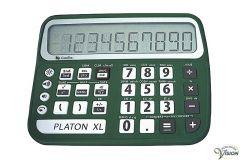Wetenschappelijke rekenmachine Platon XL Voice Nederlandssprekend