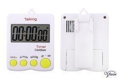 Timer count down, Engelssprekend voor 23 uren en 59 minuten.