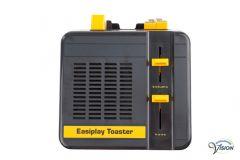 Cassettespeler Easiplay Toaster, mono-speler voor zeer eenvoudig gebruik